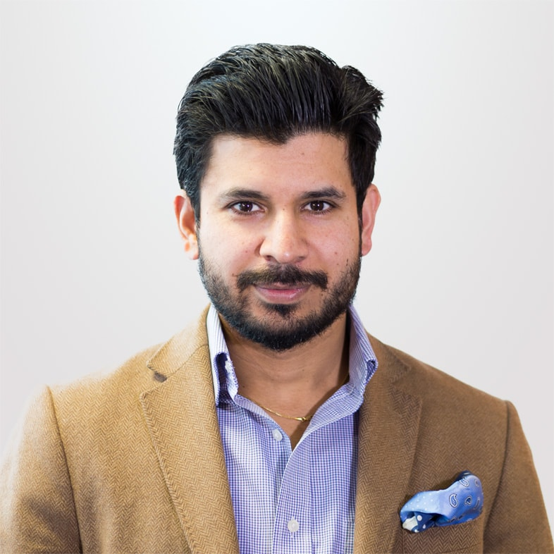 Naimish Gohil, Chairman, CEO & Founder at Satchel