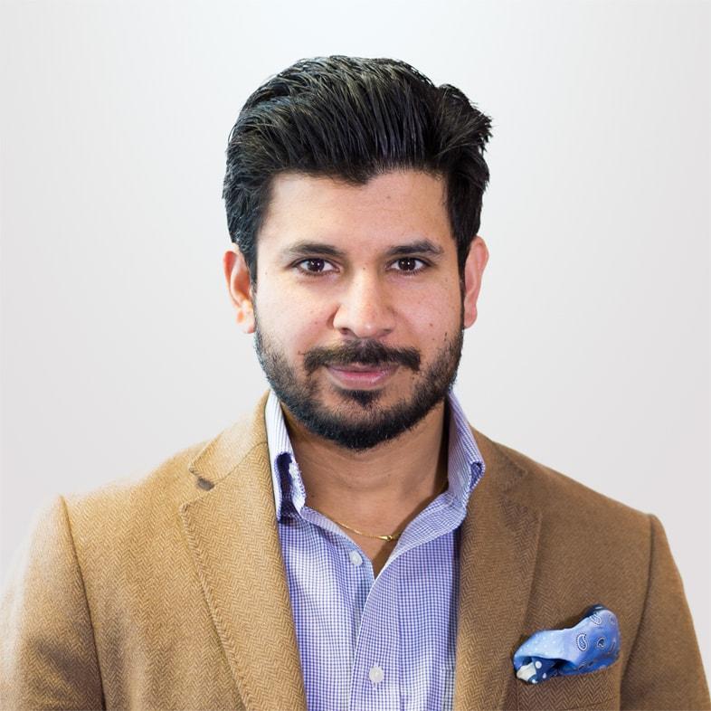 Naimish Gohil, Chairman, CEO & Founder at Satchel