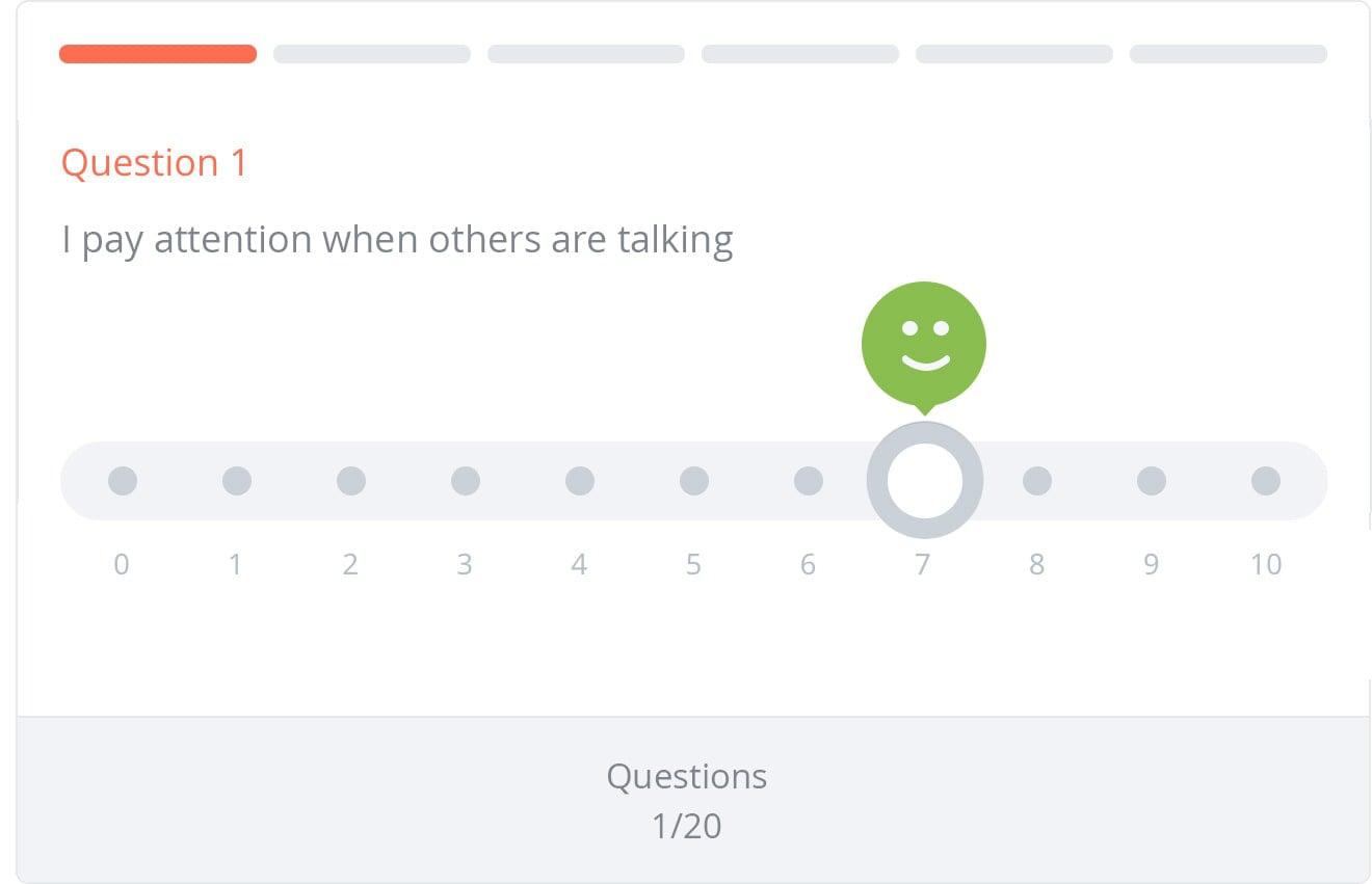 Social Emotional Learning Assessment