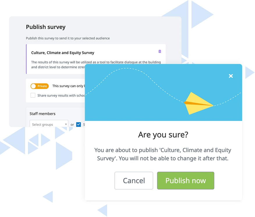 Satchel Pulse automatic survey delivery