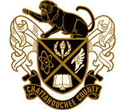 Image of the logo for Chattahoochee County Schools