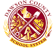 Dawson County School District logo