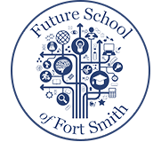 Image of the logo for Future School of Fort Smith