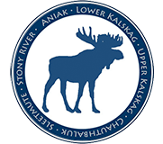 Image of the logo for Kuspuk School District