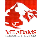 Image of the logo for Mt. Adams School District