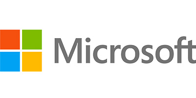 Image of the logo for Microsoft