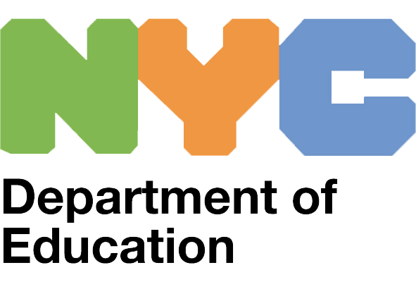 Logo for NYC Department for Education