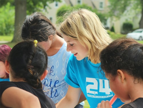 Service Learning as SEL resource blog post