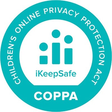 Image of the logo for the Children's Online Privacy Protection Act
