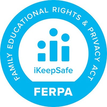 Image of the logo for the Family Educational Rights and Privacy Act